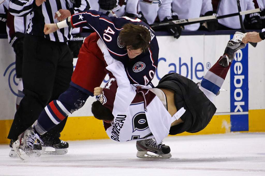 a guide to hockey fights About hockey fights spend some quality time with your family and pluto tv's hockey fights channel the best and most recent hockey fights from your favorite nhl teams.