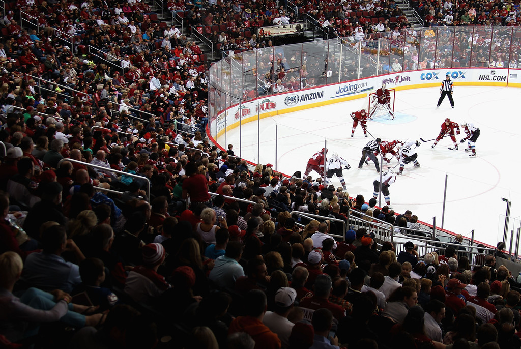 phoenix coyotes arena v - photo #15