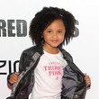 Jaycee 'For Colored Girls' New York Premiere - Inside Arrivals