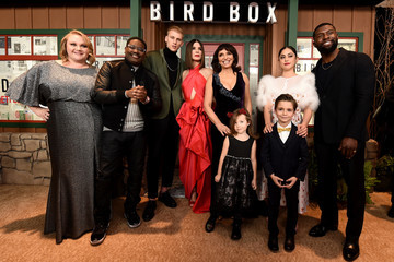 Colson Baker New York Special Screening Of The Netflix Film 'Bird Box'