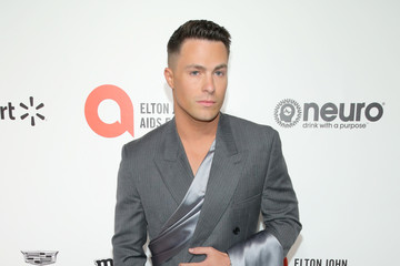 Colton Haynes 28th Annual Elton John AIDS Foundation Academy Awards Viewing Party Sponsored By IMDb, Neuro Drinks And Walmart - Arrivals