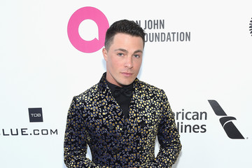 Colton Haynes 27th Annual Elton John AIDS Foundation Academy Awards Viewing Party Sponsored By IMDb And Neuro Drinks Celebrating EJAF And The 91st Academy Awards - Red Carpet