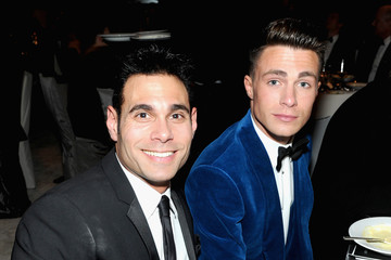 Colton Haynes Elton John AIDS Foundation Oscar Viewing Party — Part 4