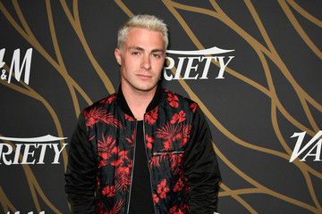 Colton Haynes Variety Power of Young Hollywood - Arrivals