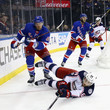Michael Grabner and Tyler Motte Photos