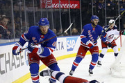 Michael Grabner and Tyler Motte Photos Photo