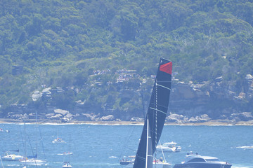 Comanche 2014 Sydney To Hobart