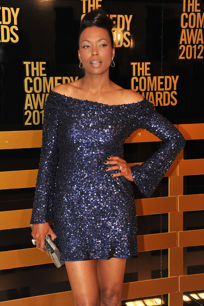 Aisha Tyler Pictures The Comedy Awards 2012 - Arrivals -