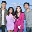 Harry Shum Jr. and Awkwafina Photos