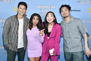 Harry Shum Jr. and Awkwafina Photos Photo
