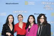 Lucia Aniello and Awkwafina Photos Photo