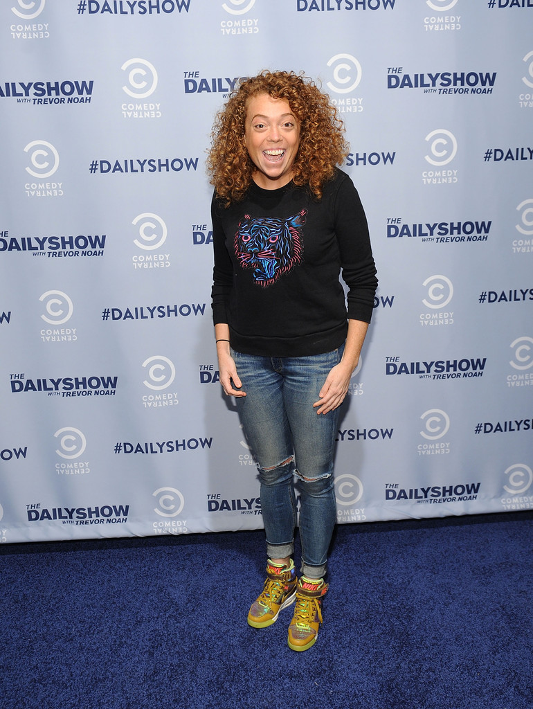 Michelle Wolf Photos Photos Comedy Central S The Daily