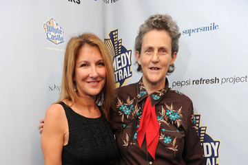 Temple Grandin Comedy Central's Night Of Too Many Stars: An Overbooked Concert For Autism Education - Red Carpet