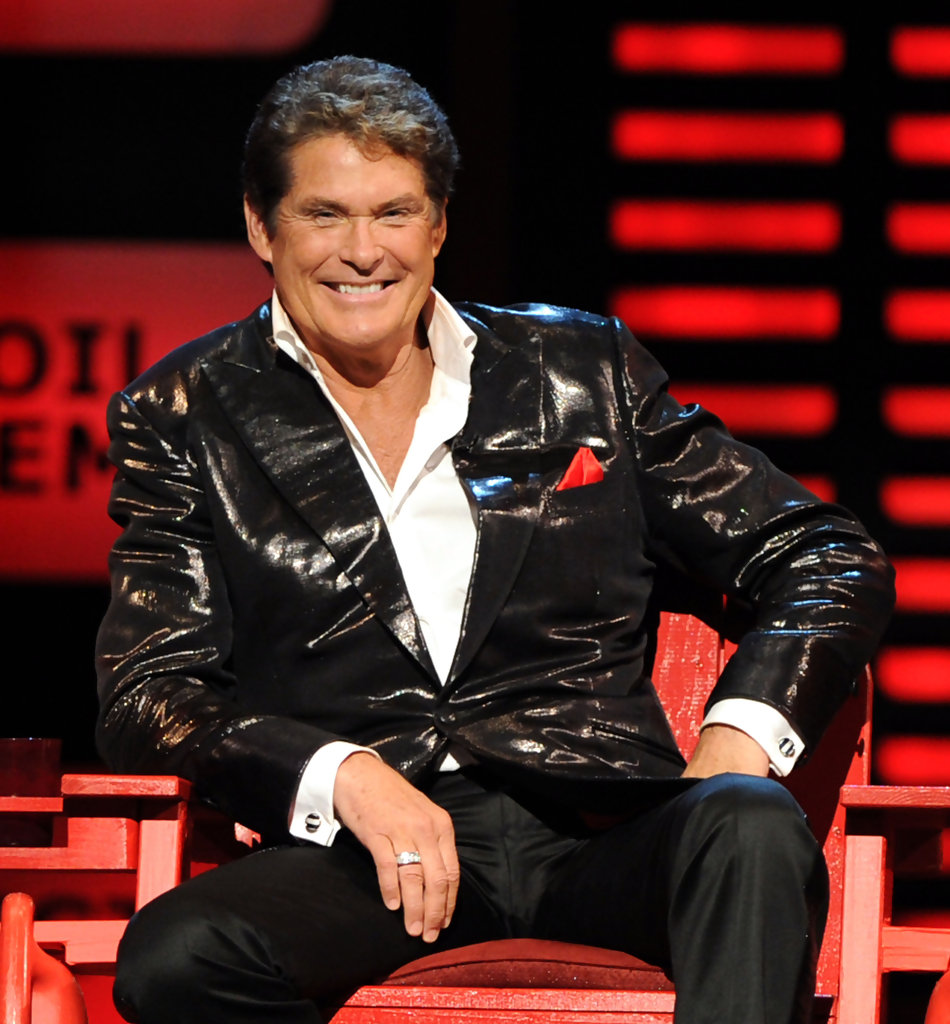 The Official David Hasselhoff Website | Everything David ...