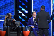 (L-R) Snoop Dogg, Justin Bieber and Kevin Hart onstage at The Comedy Central Roast of Justin Bieber at Sony Pictures Studios on March 14, 2015 in Los Angeles, California. The Comedy Central Roast of Justin Bieber will air on March 30, 2015 at 10:00 p.m. ET/PT.
