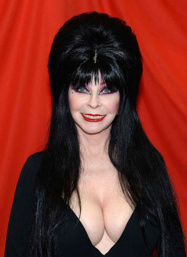 from Dallas elvira hot show all