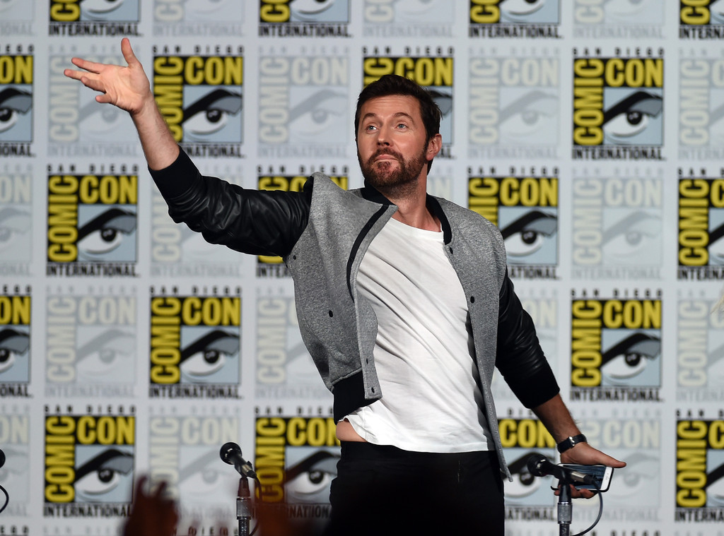 Prime Acura North >> Richard Armitage Photos Photos - 'Hannibal' Savor the Hunt Panel at Comic-Con International 2015 ...