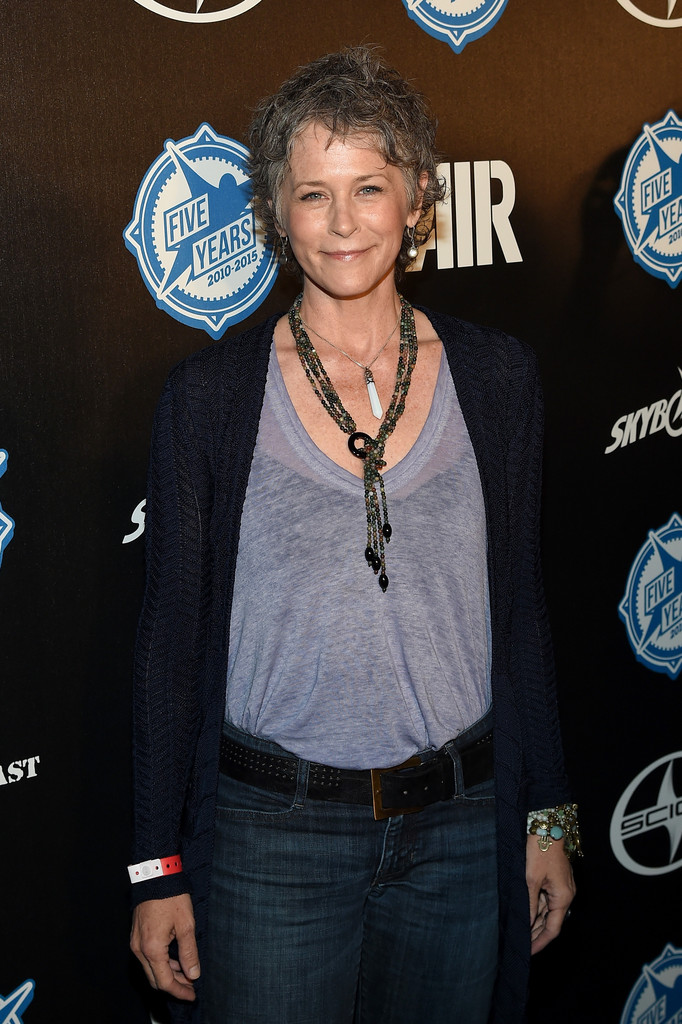 Melissa Mcbride Photos Photos Comic Con International