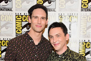 Cory Michael Smith Robin Lord Taylor Photos Photo