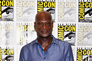 "Actor Peter Mensah at the ""Midnight, Texas"" Press Line during Comic-Con International 2017 at Hilton Bayfront on July 22, 2017 in San Diego, California."
