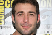 James Wolk of 'Tell Me a Story' attends CBS Television Studios Press Line during Comic-Con International 2018 at Hilton Bayfront on July 19, 2018 in San Diego, California.