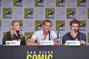 Alexander Ludwig and Georgia Hirst Photos Photo