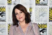 Melanie Lynskey attends Hulu's 'Castle Rock' Press Line during Comic-Con International 2018 at Hilton Bayfront on July 20, 2018 in San Diego, California.