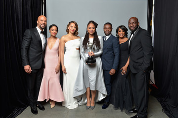 Common Ava DuVernay 46th NAACP Image Awards Presented By TV One - Portraits