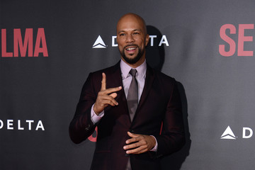 "Common ""Selma"" New York Premiere - Inside Arrivals"