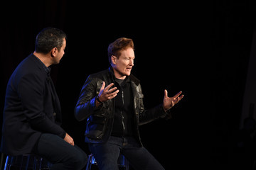 Conan O'Brien PTTOW! SESSIONS and WORLDZ Kickoff Party