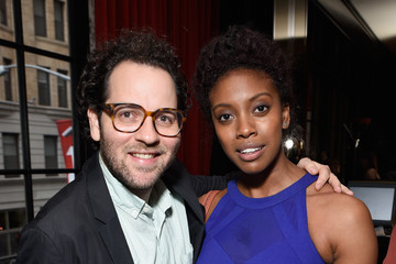Condola Rashad Designed to Celebrate: A Toast to the 2017 Tony Awards Creative Arts Nominees - Inside