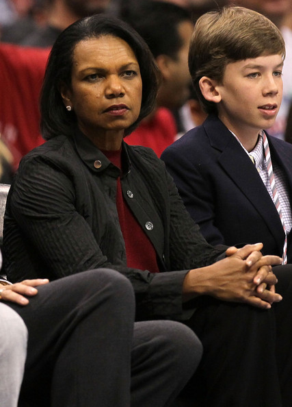 who is condi rice dating