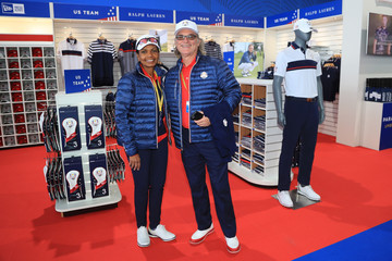 Condoleezza Rice Previews - 42nd Ryder Cup 2018