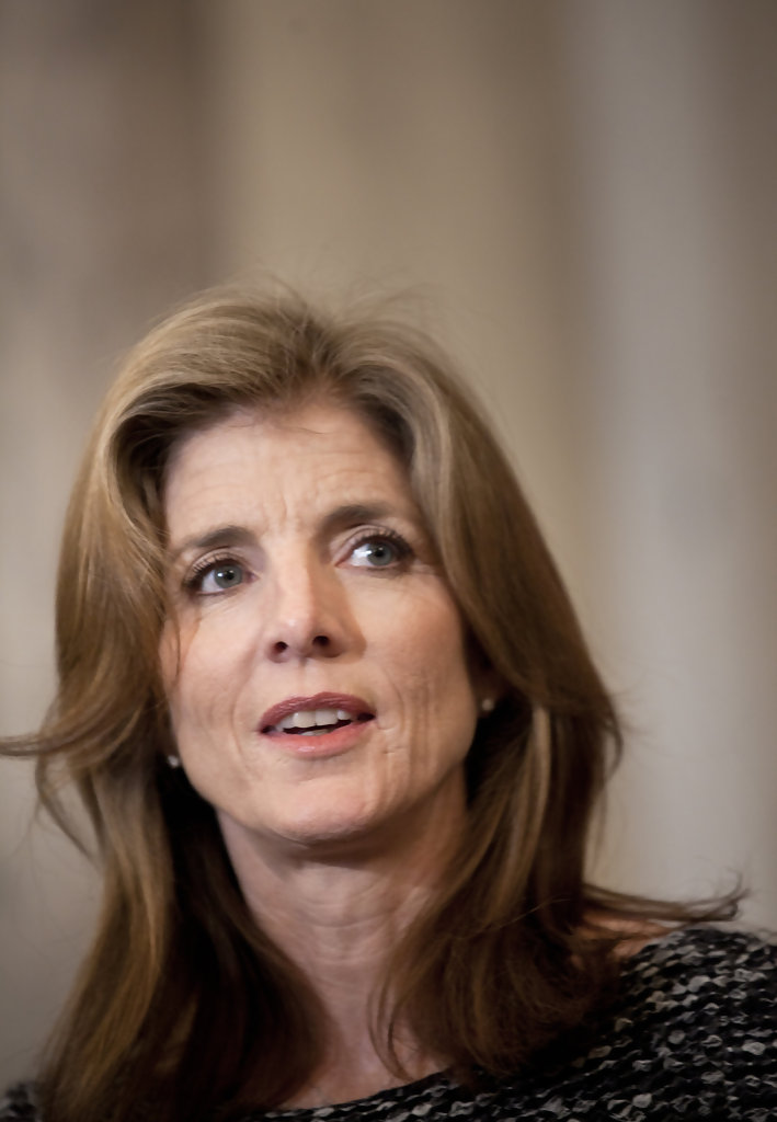 Caroline Kennedy Photos Photos Congress Honors Jfk