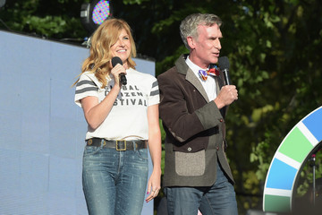 Connie Britton 2015 Global Citizen Festival in Central Park to End Extreme Poverty By 2030 - Show
