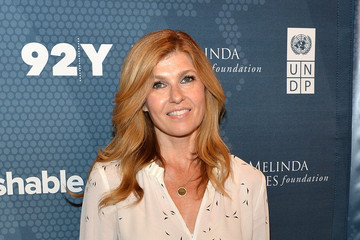 Connie Britton Social Good Summit: Day 2