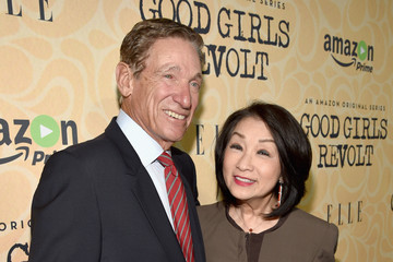 Connie Chung Amazon Red Carpet Premiere Screening of Original Drama Series 'Good Girls Revolt'