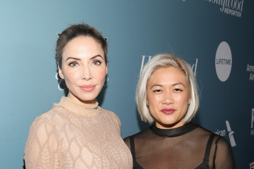 Connie Lim The Hollywood Reporter's Power 100 Women In Entertainment - Red Carpet