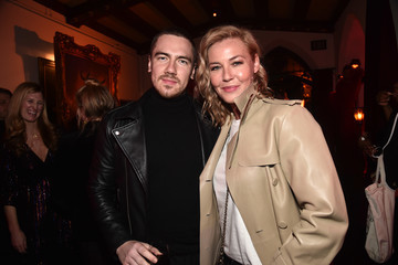 Connie Nielsen Premiere Of TNT's 'I Am The Night' - After Party