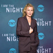 Connie Nielsen TNT's 'I Am The Night' FYC Event