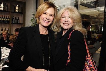 Connie Stevens Colleen Camp Hosts a Special Luncheon