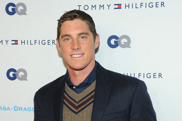 Conor Dwyer Tommy Hilfiger And GQ Honor The Men Of New York At The Tommy Hilfiger Fifth Avenue Flagship