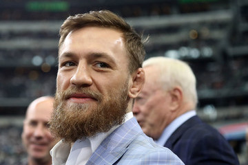 Conor McGregor Jacksonville Jaguars vs. Dallas Cowboys