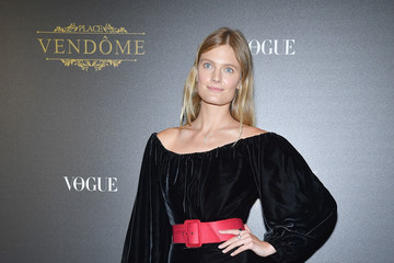Constance Jablonski Irving Penn Exhibition Private Viewing Hosted by Vogue - Paris Fashion Week Womenswear S/S 2018
