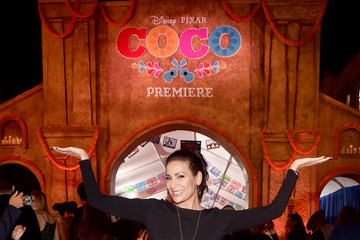 Constance Marie The U.S. Premiere of Disney-Pixar's 'Coco'