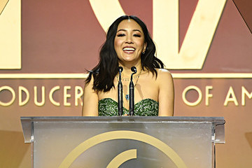 Constance Wu 31st Annual Producers Guild Awards - Inside