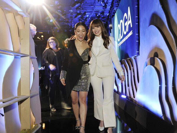 22nd CDGA (Costume Designers Guild Awards) – Green Room and Backstage