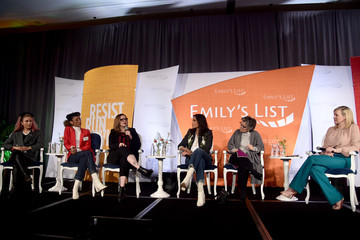 Constance Wu EMILY's List Pre-Oscars Brunch And Panel