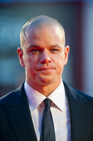 "Actor Matt Damon attends the ""Contagion"" premiere during the 68th Venice Film Festival at Palazzo del Cinema on September 3, 2011 in Venice, Italy."