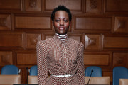 Lupita Nyong'o attends In Conversation with Michael Kors, Lupita Nyong'o, and the World Food Programme at United Nations Headquarters on October 21, 2019 in New York City.